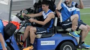 ¿Seguirá Gerard conduciendo el ataque del Espanyol?