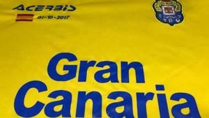 Esta es la camiseta que lucirá la UD Las Palmas