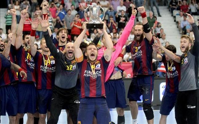 El Barça gana la Copa y logra su séptimo título de la temporada