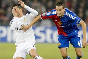 El Basilea pone en problemas al Madrid