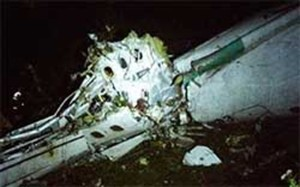 Accidente avión Chapecoense