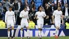 La BBC vuelve a la convocatoria del Madrid
