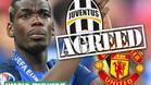 The Sun: El Manchester United cierra el fichaje de Paul Pogba