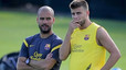 Guardiola: Gerard Pique is one of the best centre-backs in the world