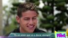 El reto que se ha marcado James en el Madrid