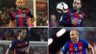Las rotaciones que prepara Luis Enrique para Borussia-Bar�a