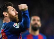 Leo Messi es el líder del Barcelona