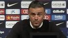 """Luis Enrique: """"Aleix Vidal le ha quitado la razón al entrenador"""""""