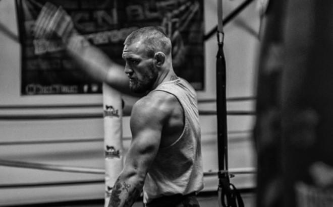McGregor es uno de los deportistas que m�s se cuida