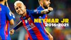Neymar firmará la renovación por el Barcelona