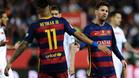 """Neymar: """"Estoy aprendiendo del mejor. Messi es el n�mero uno"""""""