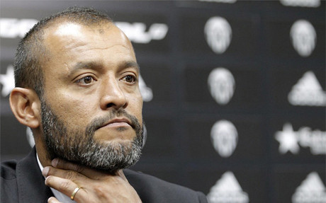 Nuno says resolution close