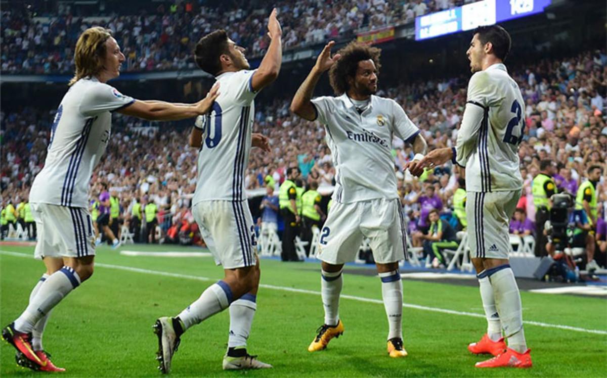 Horario Y D Nde Ver El Real Madrid Osasuna Jornada 3