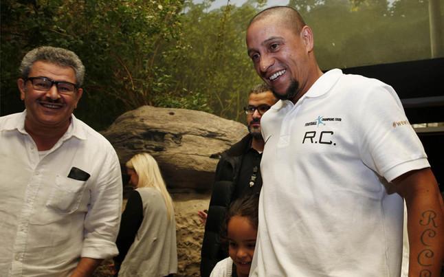 Roberto Carlos vuelve al Real Madrid