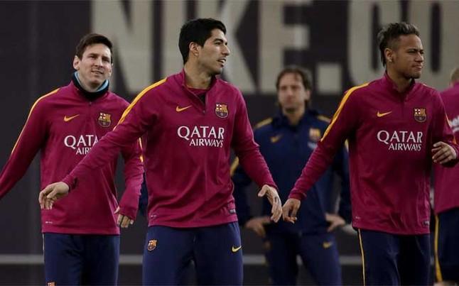 Luis Enrique se lleva a todos los pesos pesados para el Levante-FC Barcelona