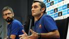 """Valverde: """"No nos sentimos inferiores al Madrid"""""""