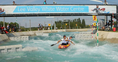 Lee Valley White - Londres 2012