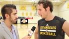 Marcelinho Huertas con Los Ángeles Lakers
