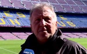 Zico, en declaraciones a Barça TV, elogia a Neymar, su compatriota