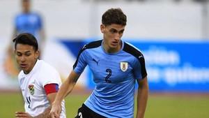 Santiago Bueno es un futbolista con futuro
