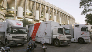 El Madrid echa balones fuera criticando las retransmisiones de TV