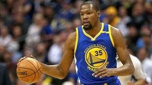 Kevin Durant podría incluso reaparecer antes de los play-offs