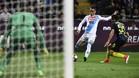 Callejón marcó el gol del Nápoles ante el Inter (0-1)