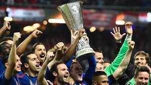 La Europa League, algo más que un título para el United