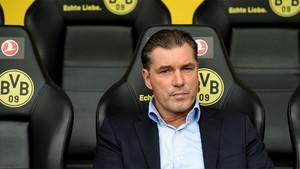 Michael Zorc, director deportivo del Borussia Dortmund, no quiere dejar ir a Dembélé al Barça