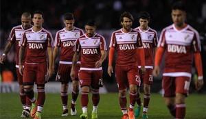 Dos jugadores de River Plate han dado positivo en la Copa Libertadores