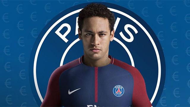 Esporte Interativo asegura que Neymar ha aceptado la oferta del PSG