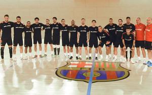 El Barça Lassa, a la espera del sorteo de la Ronda de Elite