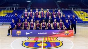 El nuevo Barça Lassa de Sito Alonso afronta la Euroliga con ganas de reivindicarse