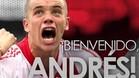 D'Alessandro, nuevo jugador de River Plate