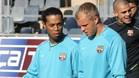 Gudjohnsen quiere jugar en el Chapecoense con Ronaldinho