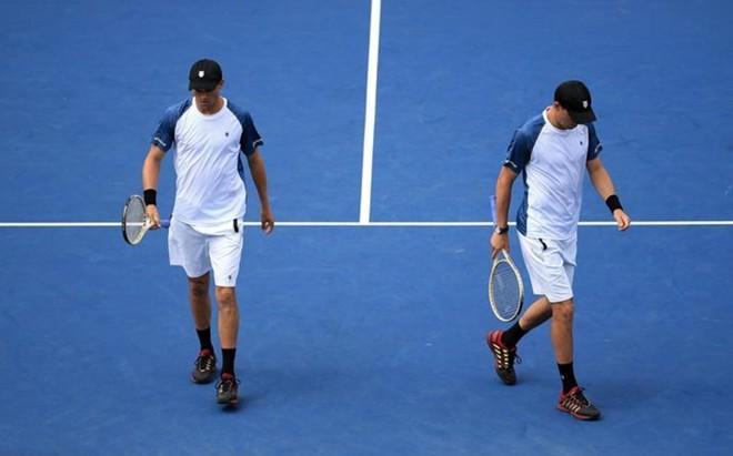 Los hermanos Bryan no podr�n defender el t�tulo de dobles que ostentan desde Londres 2012
