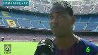 Kluivert cree que el PSG no dejará salir a Verratti