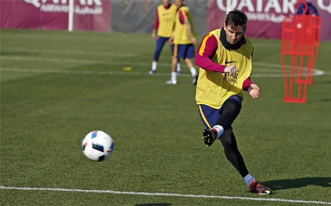 Messi y la litotricia: habla el m�dico que lo oper�