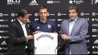 Maksimovic, presentado con el Valencia