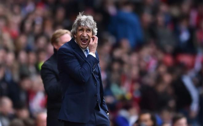Manuel Pellegrini, entrenador del Manchester City