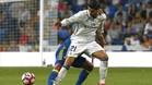 Un gol en fuera de juego encarrila la victoria del Madrid