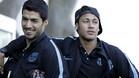 El virus zika amenaza a Neymar y Luis Su�rez