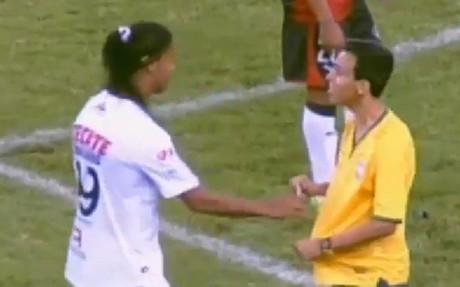 Ronaldinho es el rey en M�xico