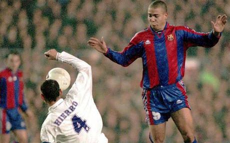 Ronaldo, otro gran goleador que se ha visto superado por Messi