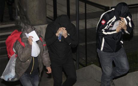 Prisión para los tres presuntos autores de la muerte del hincha del Deportivo