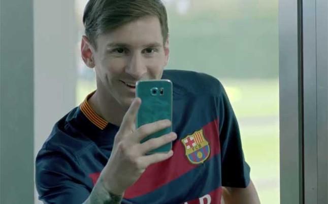 Messi y Neymar, protagonistas de un anuncio de Movistar
