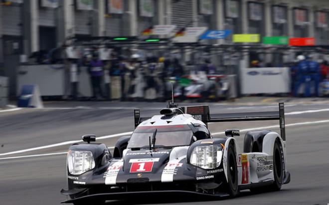 Victoria de Porsche en Nurburgring