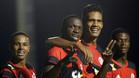 El Flamengo declara intransferible a Vinicius Jr.