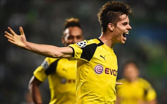 Weigl no ha parado de crecer desde que lleg� al Borussia Dortmund.