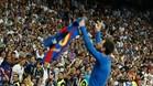 El significado de la celebración de Messi